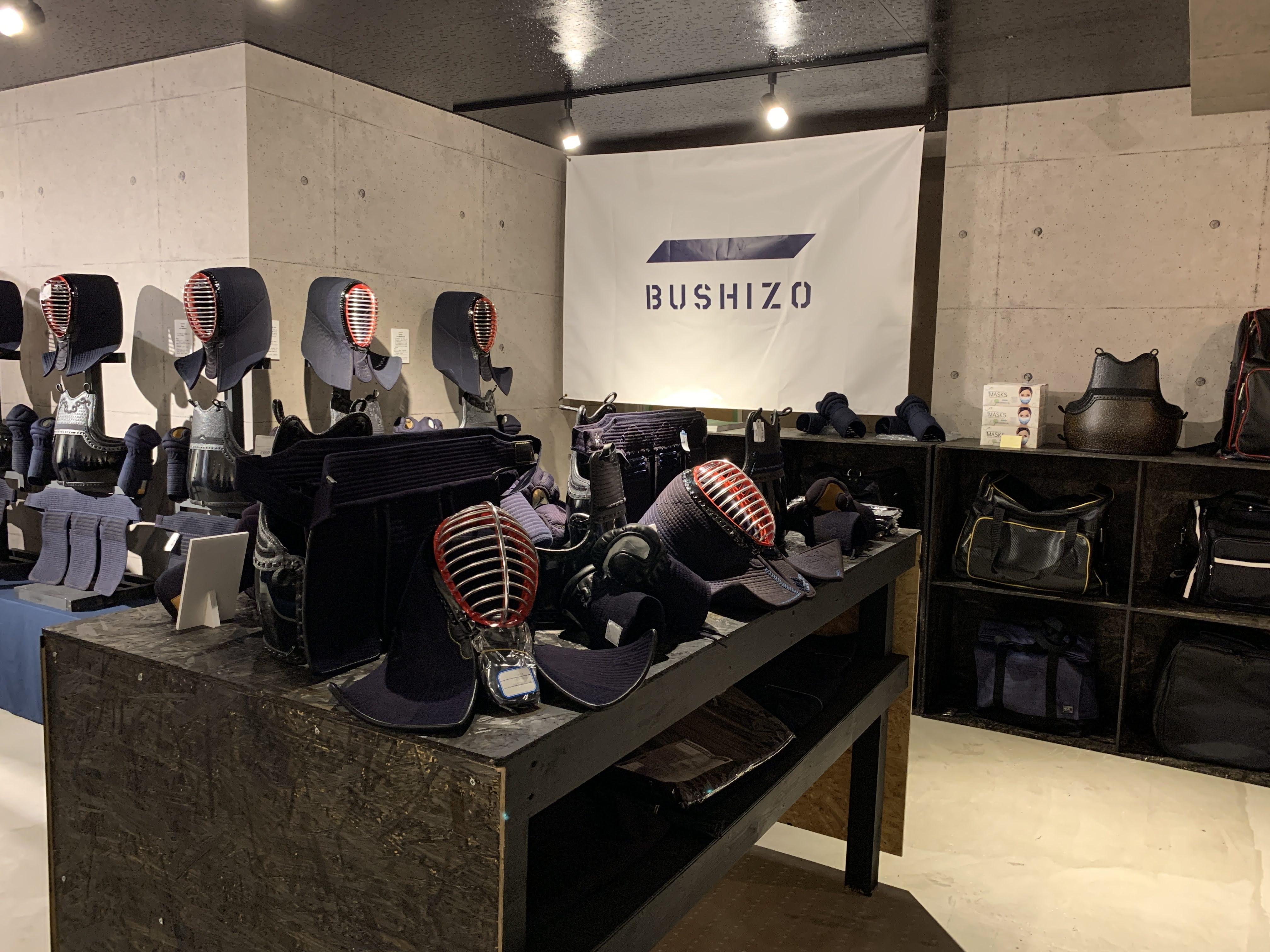 bushizo仙台ショールーム1