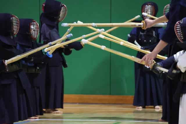 剣道道場の探し方小学生