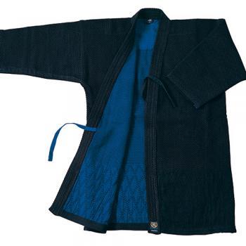 【松勘工業】冠 実戦型二重剣道衣 背継二重 KG-220