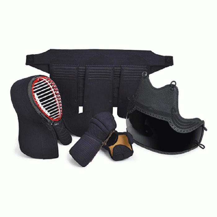 【栄光武道具】特練ピッチ 4mmと8mmの融合 防具セット