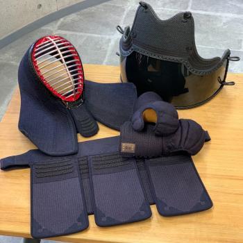 日本剣道具製作所 西都 -SAITO- 6mm刺 防具セット