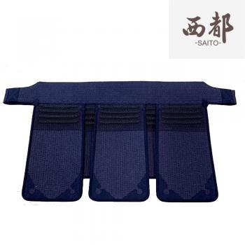 【日本剣道具製作所】西都 -SAITO- 6mm刺 垂