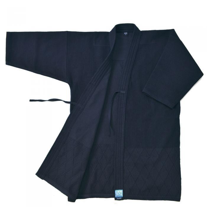 【松勘工業】閃 FT剣道衣(一重・背継) 綿とポリエステルの融合