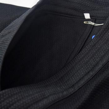【安信商会】道着 青達磨 剣道衣(腰下ダイヤ織)黒