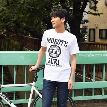 "【ENN LIVING WORKS】""MOROTEZUKI"" T-SHIRTS"