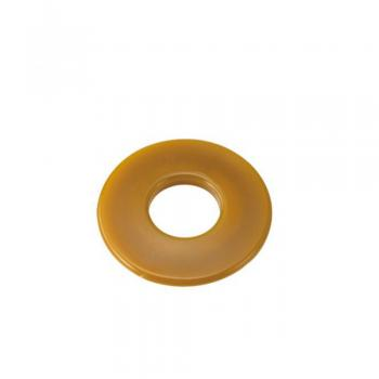 定番茶色プラスチック鍔