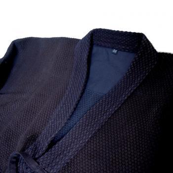 【西日本武道具】正藍二重 道着