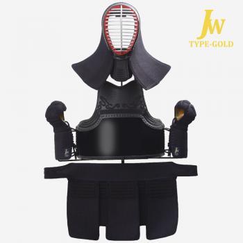 日本剣道具製作所 国産職人手作 JW-GOLD 防具セット